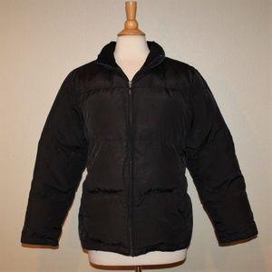 Liz Claiborne Lizwear DOWN FEATHER Coat Jacket M